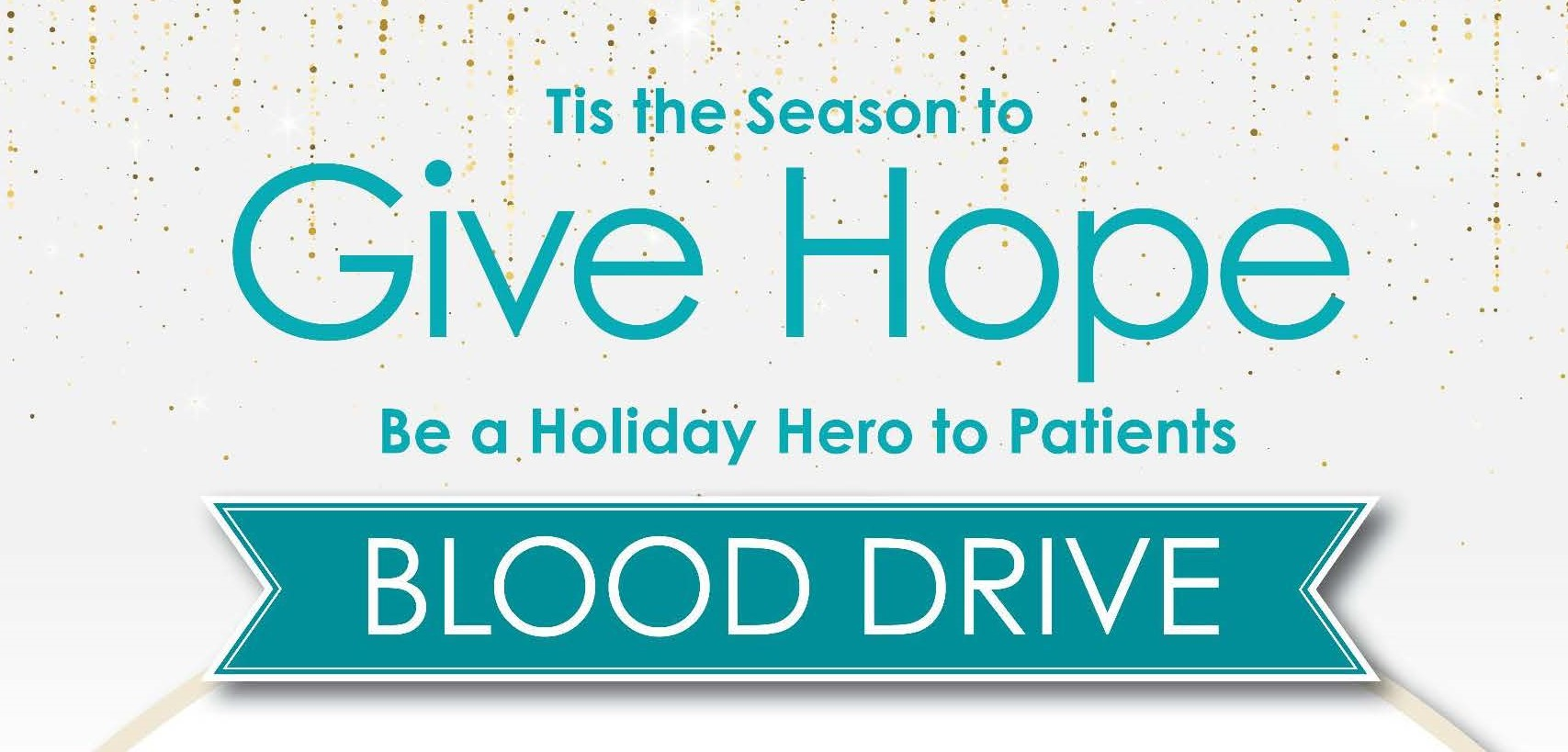 Swope Park Blood Drive #3 Flyer