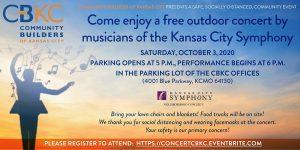 Free Outdoor Concert musicians of Kansas City