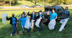 Park Cleaning