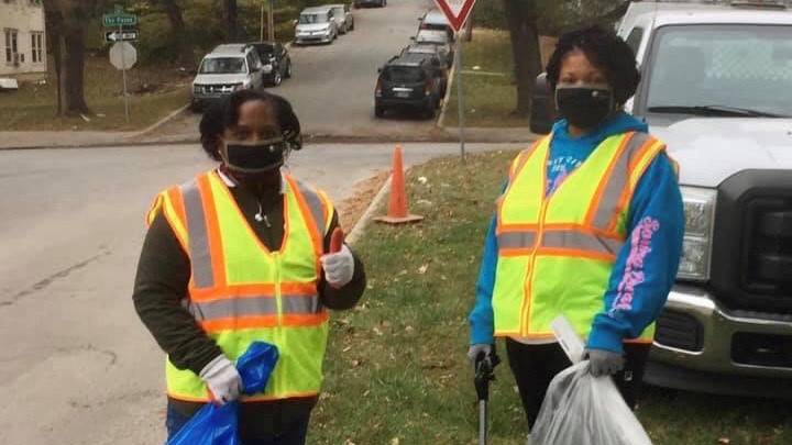 KC Parks Ambassadors Host Make A Difference Mondays