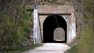 Rock Island tunnel