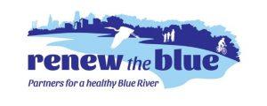 Rewnew the Blue Logo