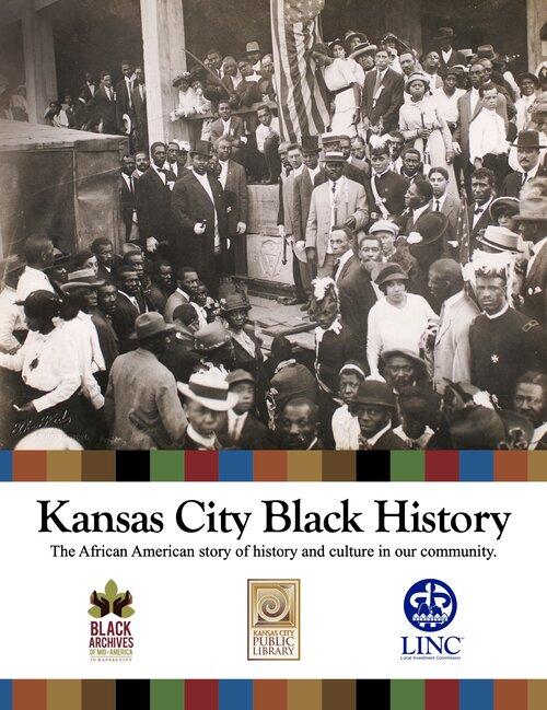 Kansas City Black History Book 2021-cover