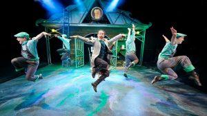 Sorcerers Apprentice Dancers