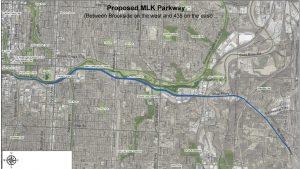 MLK Parkway Renaming
