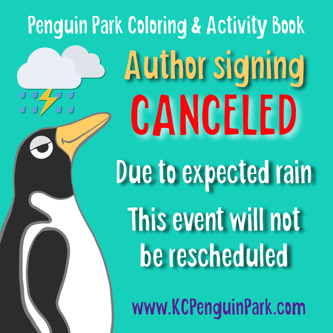 Penguin park coloring & activity book