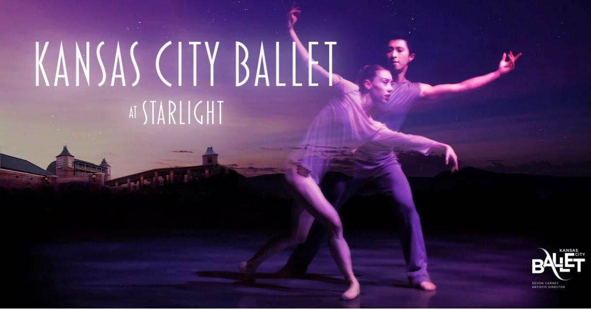 Kansas City Ballet at Starlight