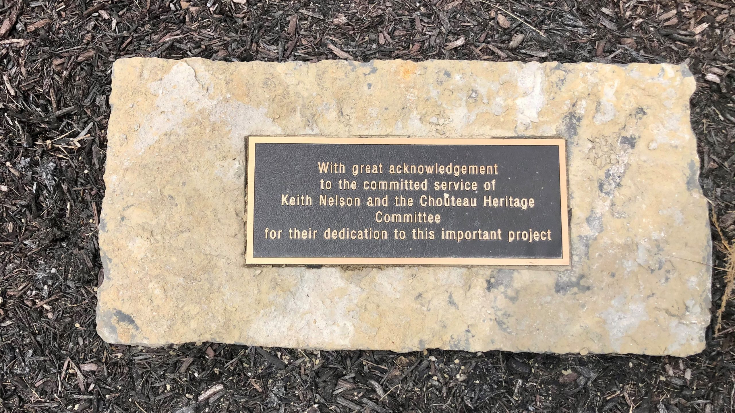 keith plaque