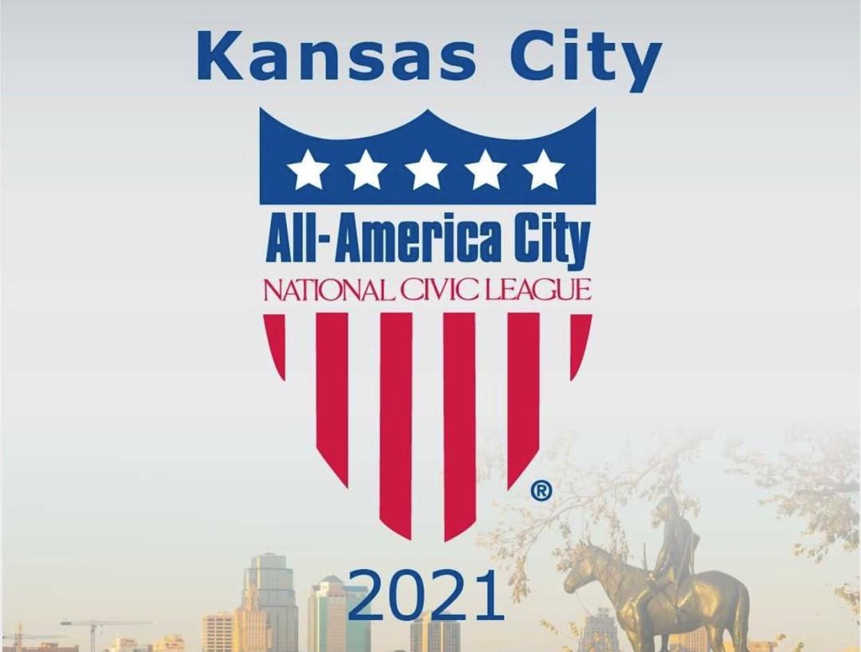 Kansas City named 2021 All-America City award winner