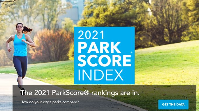 KC Parks Ranks 20th in Trust for Public Land Report