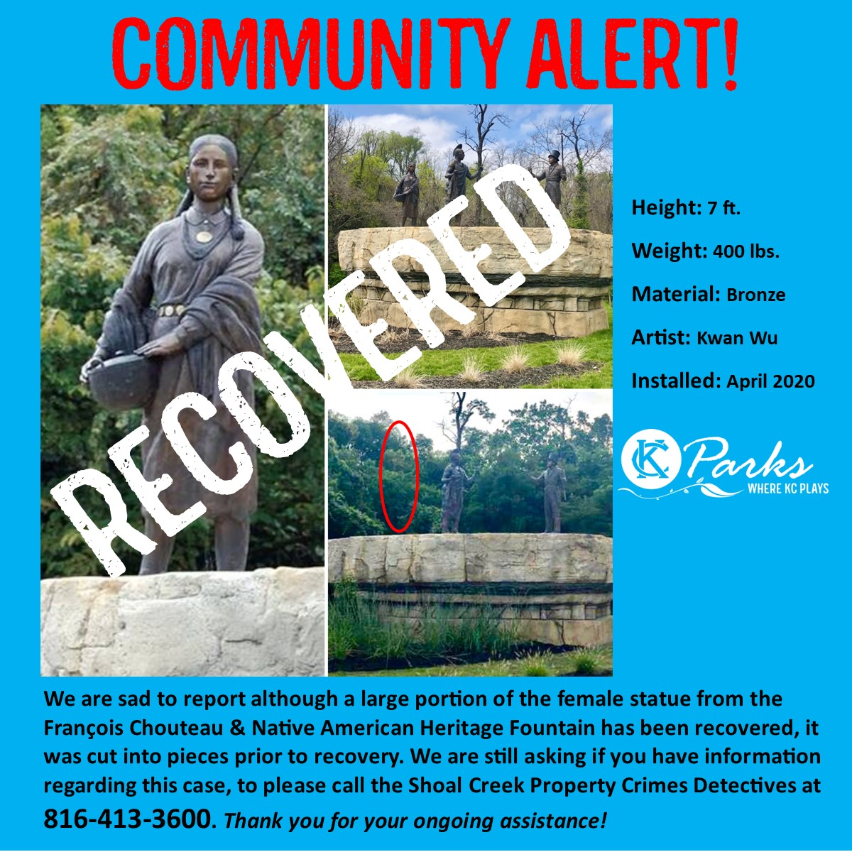 Community-Alert-Recovered