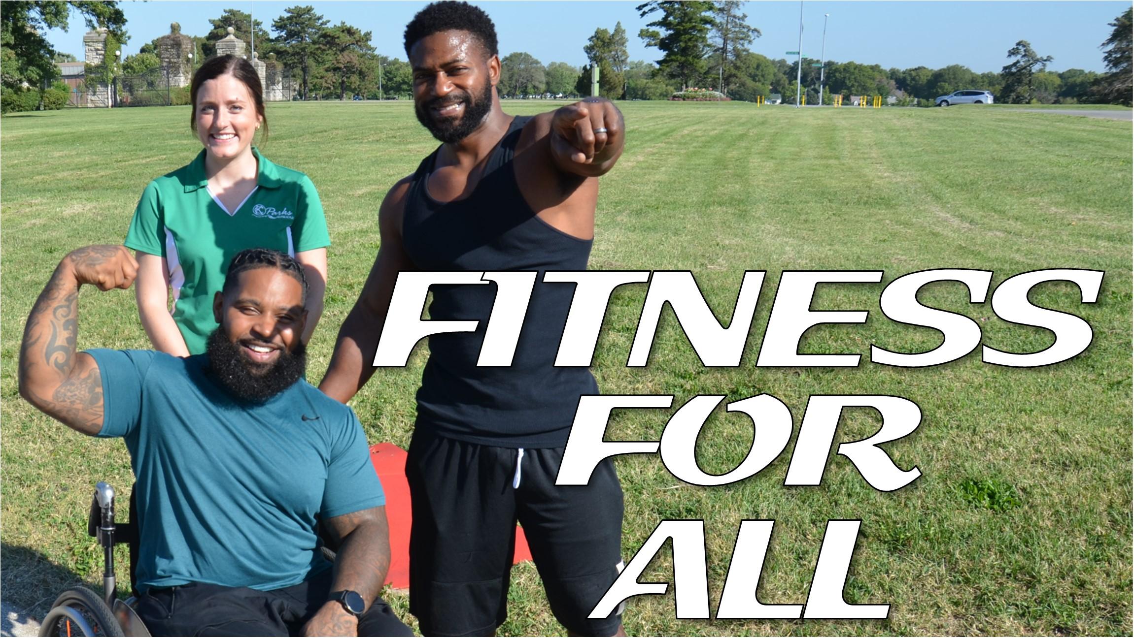 Fitness for All – Instagram