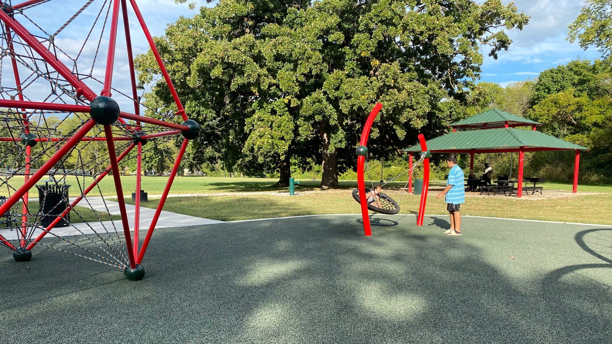 KC Parks New QLID District Making a Difference
